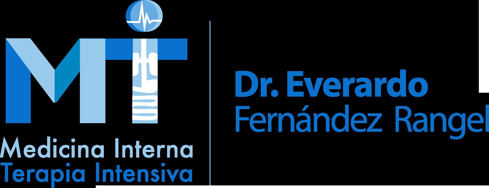 Dr. Everardo Fernández - Logo