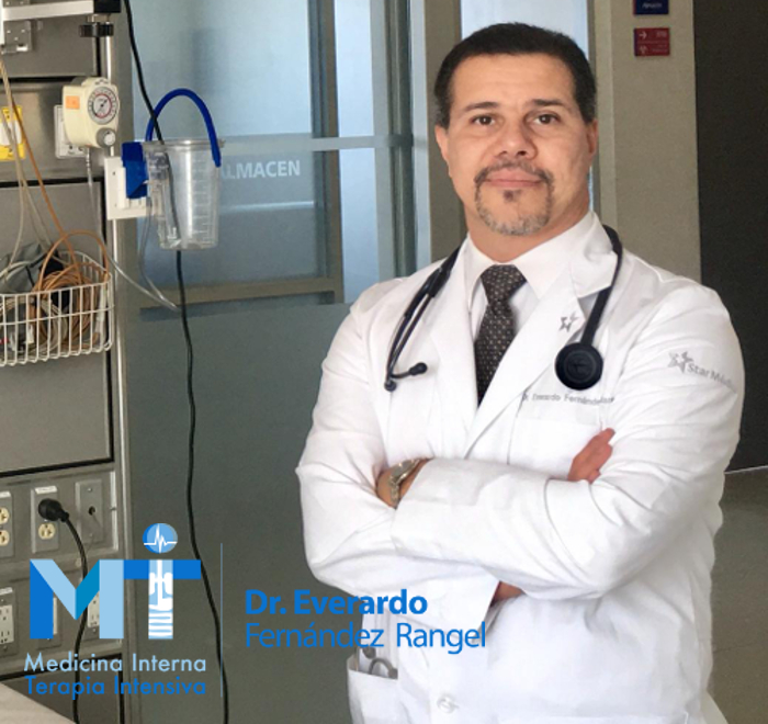 Médico Internista en San Luis Potosí - Dr. Everardo Fernández