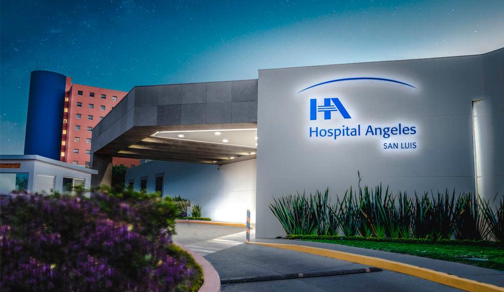 Hospital Angeles San Luis